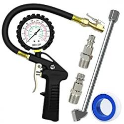 Chollo - Pistola Manómetro analógico Geker JJ-9602