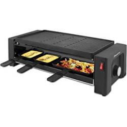 Chollo - Pizza + Raclette + Grill Suntec Wellness RAC-8625 1450W
