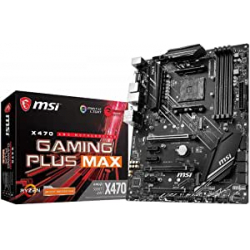 Chollo - Placa base MSI X470 GAMING PLUS MAX - 911-7B79-017