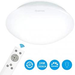 Chollo - Lámpara LED de techo regulable 24W Anten