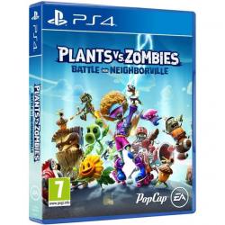 Chollo - Plants vs. Zombies: La Batalla de Neighborville - PS4 [Versión física]