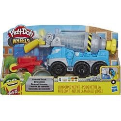 Chollo - Play-Doh Camión de cemento | Hasbro E68915L0