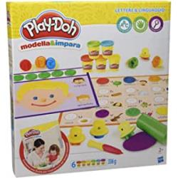 Chollo - Play-Doh Moldea y Aprende Letras y Lenguaje | Hasbro B3407103