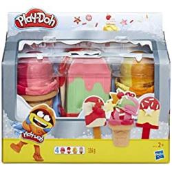 Chollo - Play-Doh Polos Y Helados (Hasbro E6642EU4)