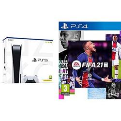 Chollo - Play5 + FIFA 21