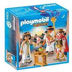Chollo - Set Playmobil César y Cleopatra (5394)