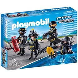 Chollo - Playmobil City Action: Equipo de las Fuerzas Especiales | 9365
