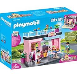 Chollo - Playmobil City Life Mi Cafetería