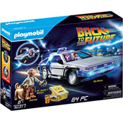 Chollo - Playmobil Delorean Regreso al futuro (70317)