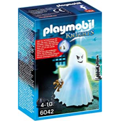 Chollo - Playmobil Fantasma del Castillo con Led Multicolor (6042)