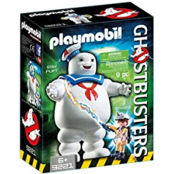 Chollo - Playmobil Ghostbusters Muñeco Marsmallow (9221)