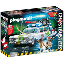 Chollo - Playmobil Ghostbusters: Vehículo Ecto-1 - 9220