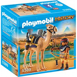 Chollo - Playmobil History: Egipcio con camello - 5389