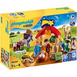 Chollo - Playmobil Mi Primer Belén 1-2-3 - 70047