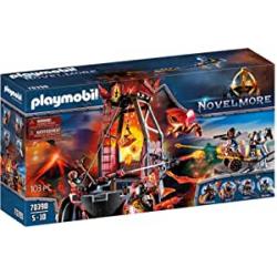Chollo - Playmobil Novelmore: Mina de Lava de los Bandidos de Burnham | 70390