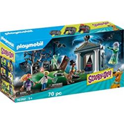 Chollo - Playmobil Scooby-Doo! Aventura en el cementerio | 70362