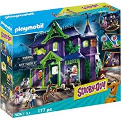 Chollo - Playmobil SCOOBY DOO! Aventura en la mansión misteriosa -  70361