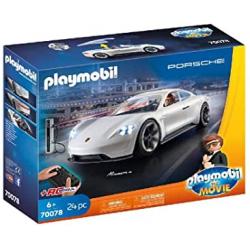 Chollo - Playmobil The Movie: Porsche Mission E y Rex Dasher - 70078