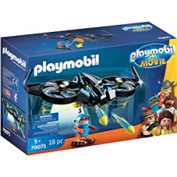 Chollo - Playmobil The Movie Robotitron con Dron (70071)