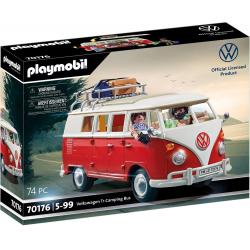 Chollo - Playmobil Volkswagen T1 Camping Bus 74 piezas | 70176