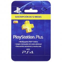 Chollo - PlayStation Plus PSN Suscripción 12 Meses