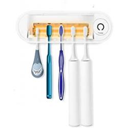Chollo - Soporte esterilizador de cepillos de dientes Meco Eleverde