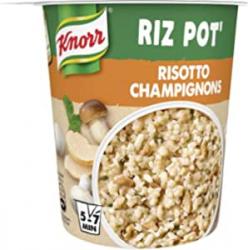 Chollo - Riz Pot Knorr Risotto Champiñones 75g