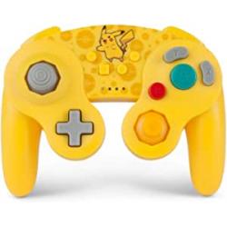 Chollo - PowerA Pokémon Pikachu Mando inalámbrico estilo GameCube para Nintendo Switch | 1511638-01