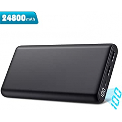 Chollo - Powerbank 24800mAh Trswyop HX160Y4