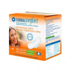 Chollo - Precio más bajo en Pack de Compresas de Día 100% Algodón de Farmaconfort