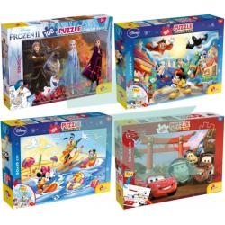 Chollo - Descuentos en Puzzles Disney de Lisciani