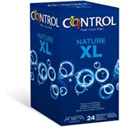 Chollo - Preservativos Control Nature  XL Caja 24 uds