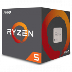 Chollo - Procesador AMD Ryzen 5 2600 BOX