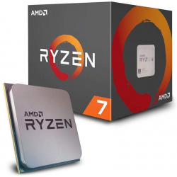 Chollo - Procesador AMD Ryzen 7 2700 4.1 Ghz