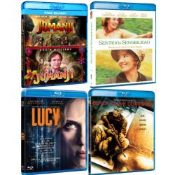 Chollo - Promoción 4x20€ en una gran selección de películas en Blu-ray de Sony