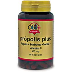 Chollo - Obire Própolis Plus 90 cápsulas | 8435041340839