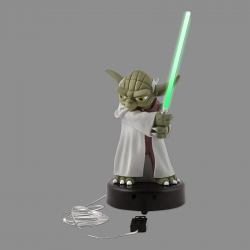Chollo - Protector USB Joy Toy Yoda Star Wars