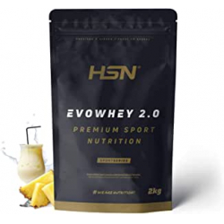 Chollo - Proteína HSN Evowhey Protein 2.0 Piña colada 2Kg