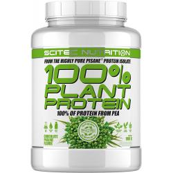 Chollo - Proteína vegetal 900g Scitec Nutrition Plant Protein Chocolate Praline