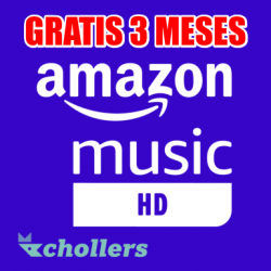 Chollo - Prueba Gratis Amazon Music HD durante 90 días