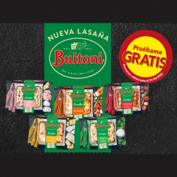 Chollo - Gratis Lasaña o Canelones Buitoni (reembolso)