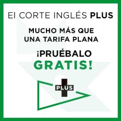 Chollo - Prueba gratis El Corte Inglés PLUS
