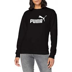 Chollo - Puma Essential Crew SWS Big Logo Sudadera Mujer | 851794