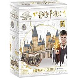 Chollo - Puzzle 3D CubicFun Castillo Hogwarts Harry Potter