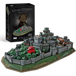 Chollo - Puzzle 3D Game of Thrones Winterfell