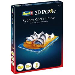 Chollo - Puzzle 3D Ópera de Sidney - Revell RV00118