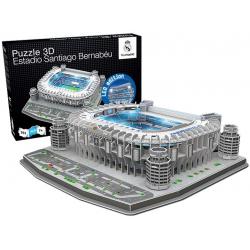 Chollo - Puzzle 3D Santiago Bernabeu Real Madrid LED Nanostad