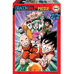 Chollo - Puzzle Dragon Ball 200 piezas (Educa Borrás 18215)