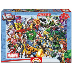Chollo - Puzzle Marvel Heroes Educa Borrás (1000 piezas)