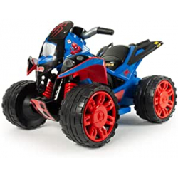 Chollo - Quad eléctrico The Beast Spiderman 12V - Injusa 76160